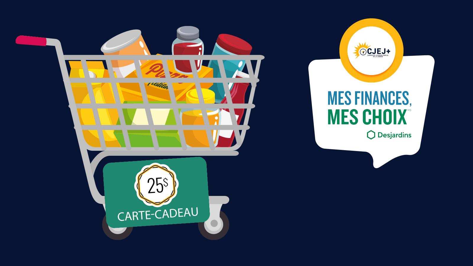 Read more about the article Atelier futé sur l'alimentation au Carrefour jeunesse-emploi de la Jamésie