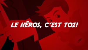 Les héros du CJEJ