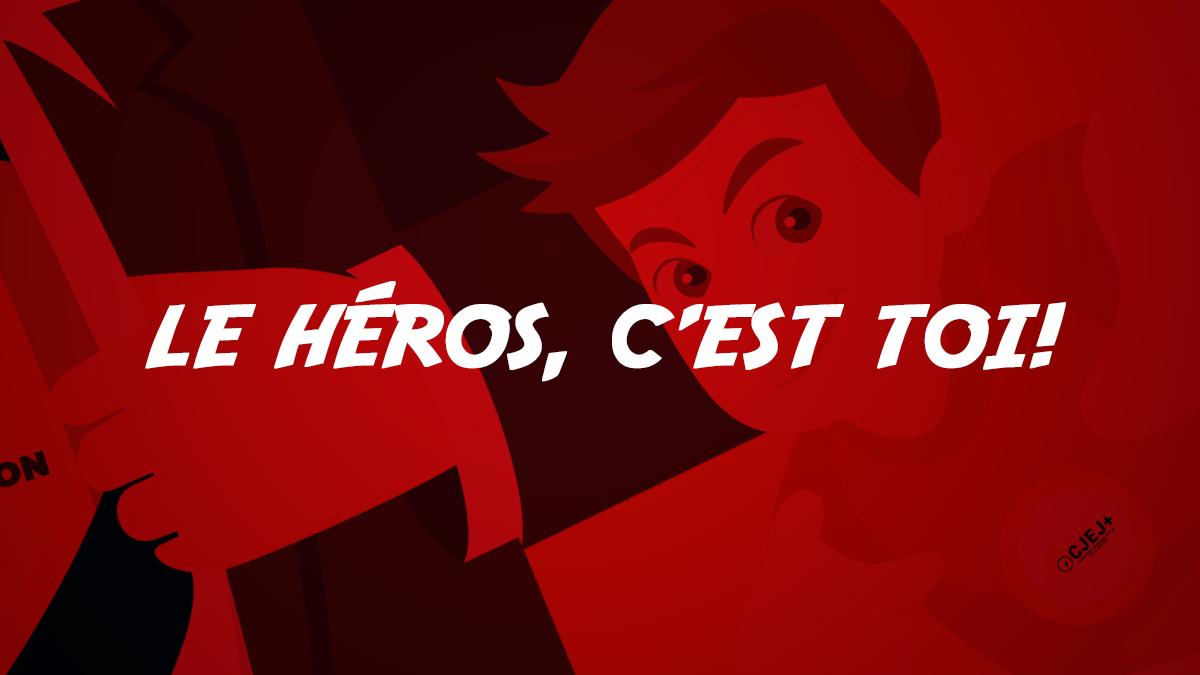 Read more about the article Les héros du CJEJ