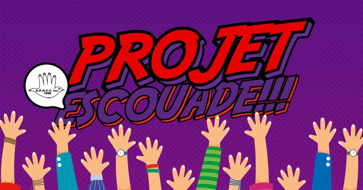 Read more about the article Escouade entraide à Chibougamau / Projet de volontariat