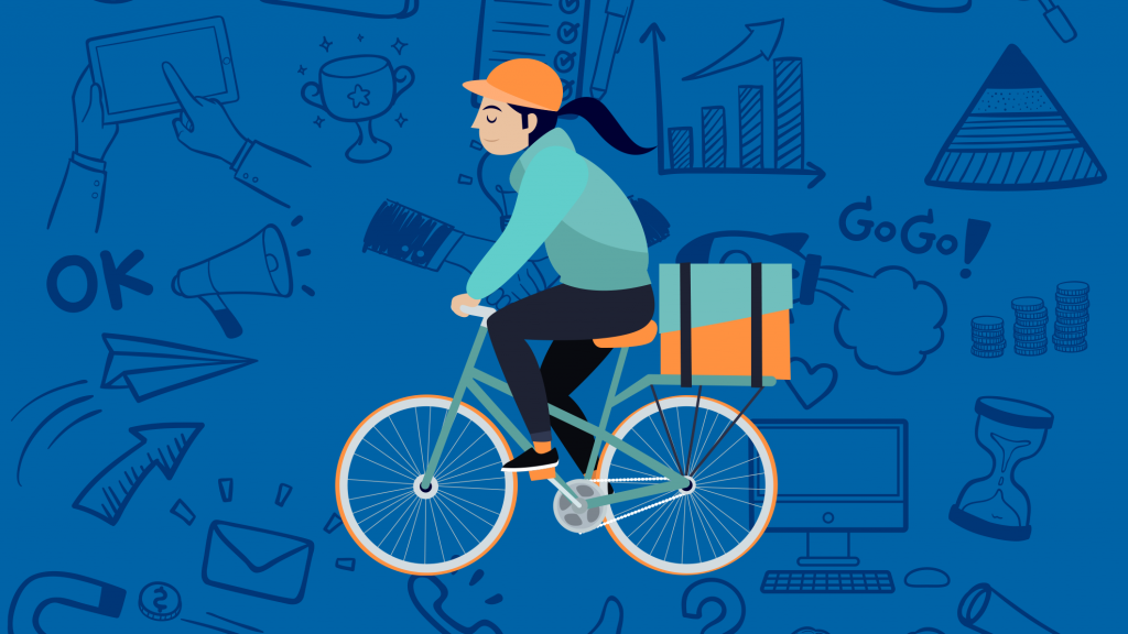 Vélo-Boulot à Chibougamau