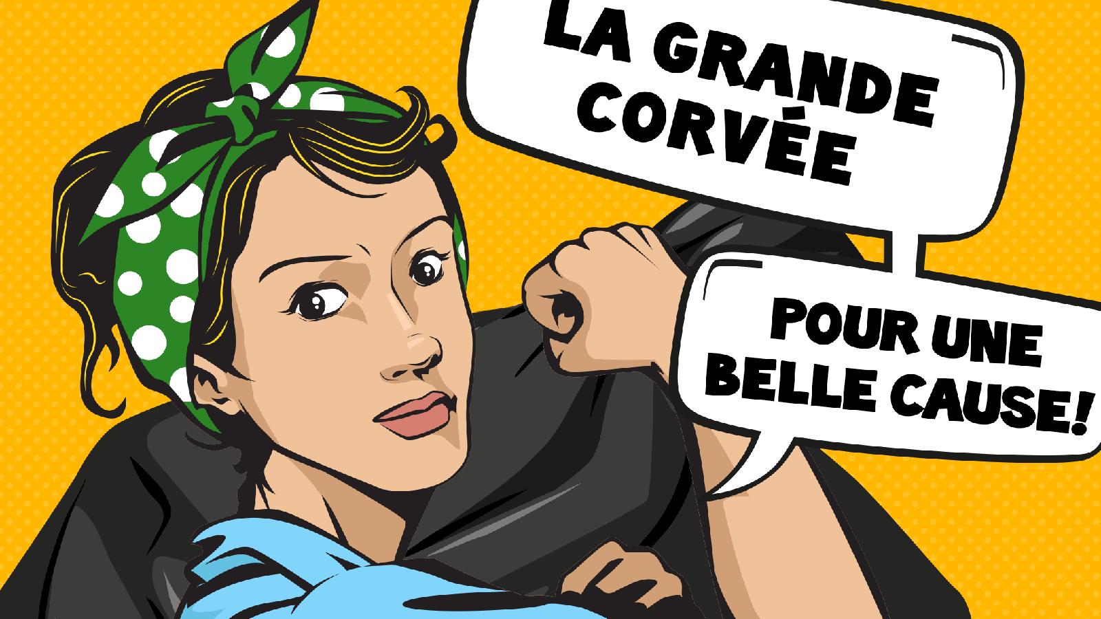 Read more about the article Corvée communautaire de Chibougamau
